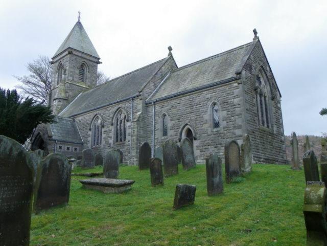 St Cuthbert's Church, Kildale