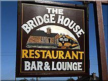 N7741 : Pub sign - Enfield by The Carlisle Kid