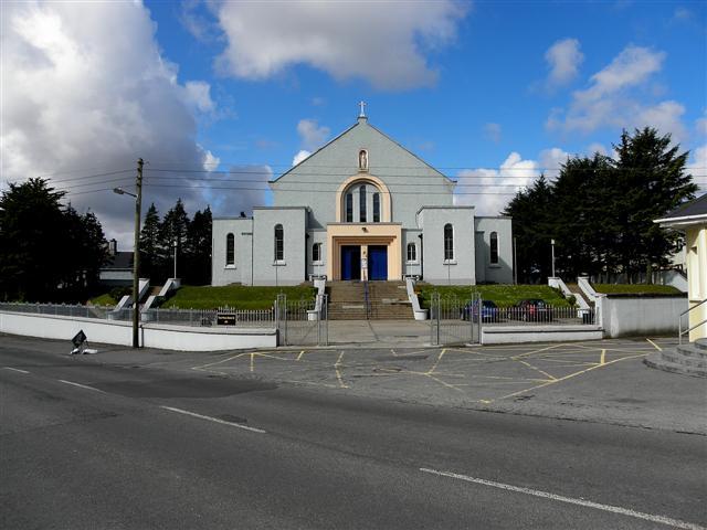 Christ the King RC Church, Gortahork