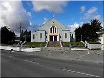B9130 : Christ the King RC Church, Gortahork by Kenneth  Allen