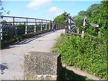 TQ1956 : Pebble Lane Bridge by Colin Smith