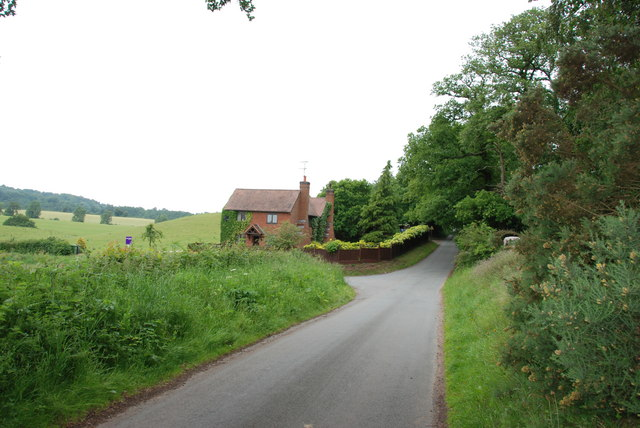 House On The Outskirts Of Kinver.