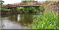 J3369 : River Lagan footbridge, Belfast (2) by Albert Bridge