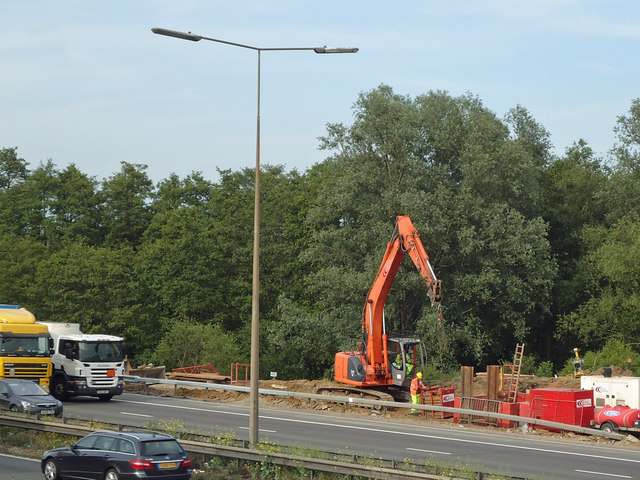 Maintaining Capability Brown on the M25, Belhus