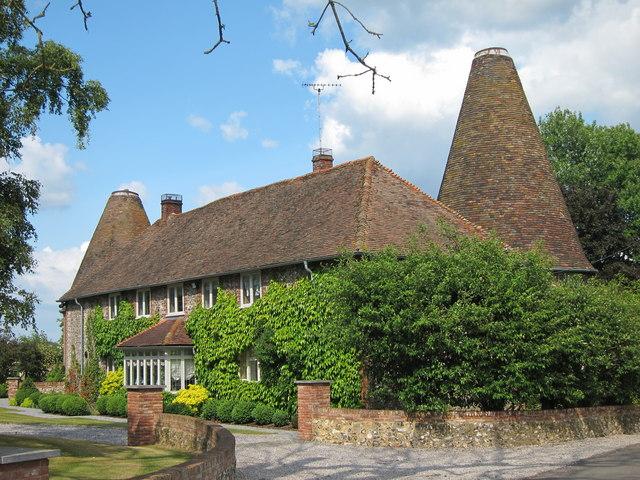 The Oast House, Fisher Street Road, Shottenden, Kent