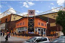 SO9199 : Molineux Stadium by Bill Boaden