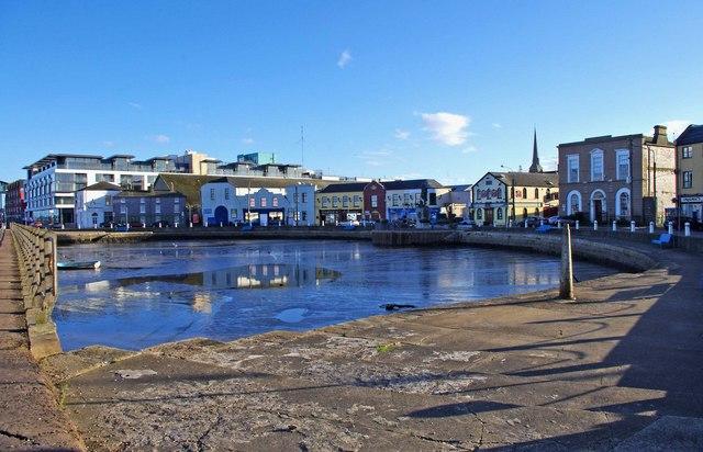 Crescent Quay, Wexford © P L Chadwick :: Geograph Ireland