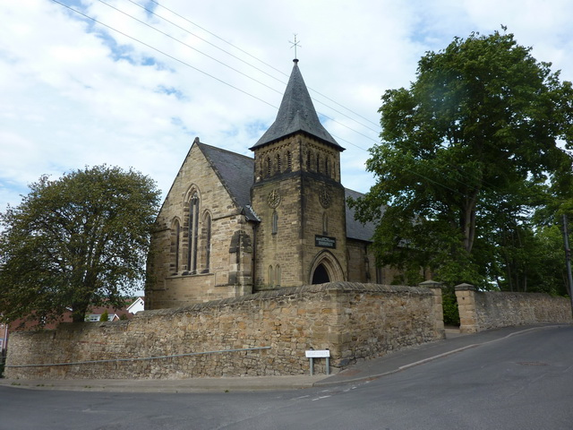The Church of St Mary, South Hylton