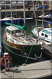 NJ6864 : Banff Harbour by Stephen McKay