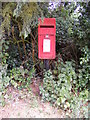 TM2443 : Brook Cottage Postbox by Adrian Cable
