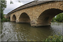 SP4408 : Swinford Bridge by Philip Halling