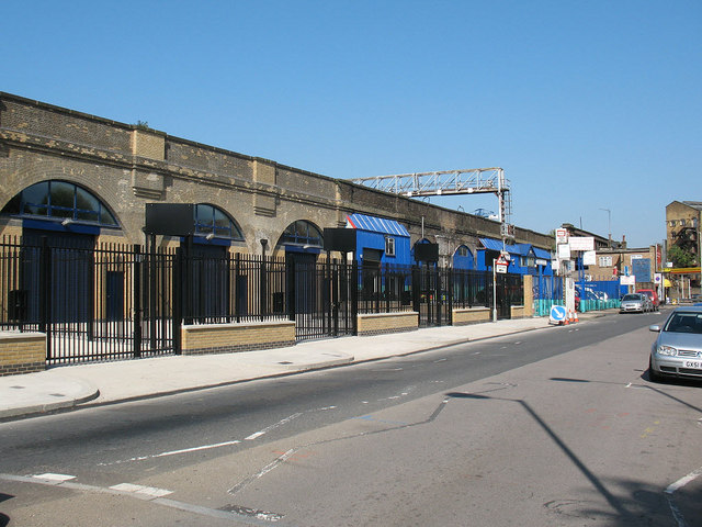 Raymouth Road arches restored (3)