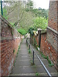 TM2649 : Bridgewell Walk by Keith Evans