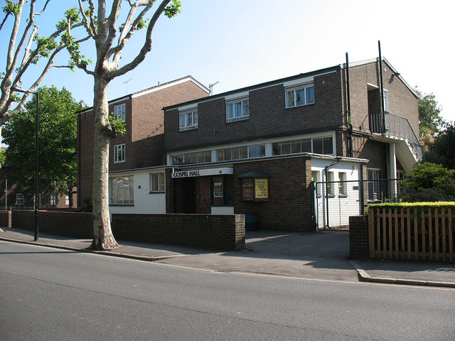 Bermondsey Gospel Hall