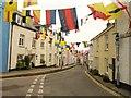 SW9175 : Duke Street, Padstow by Derek Harper
