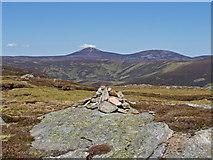 NO3978 : Cairn Lick by William Starkey