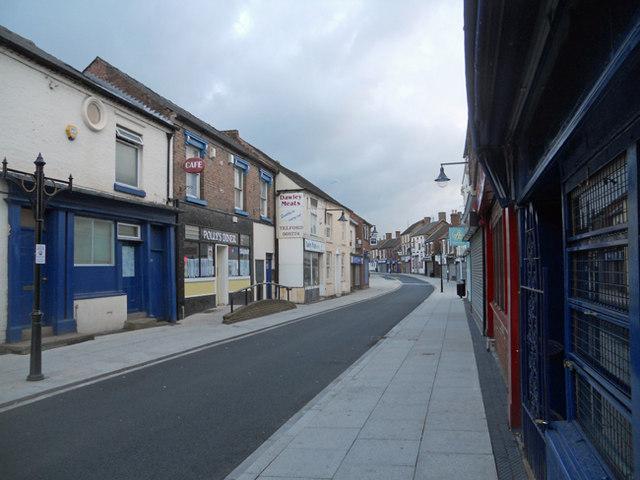 Dawley High St