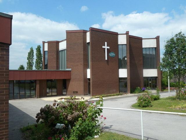 Methodist church, Staveley