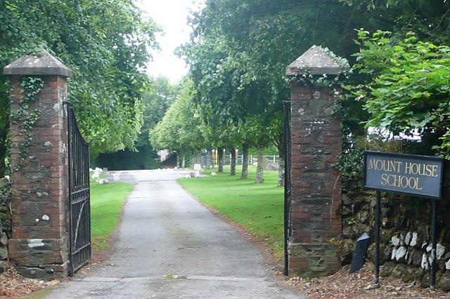 Gates to Mount House School