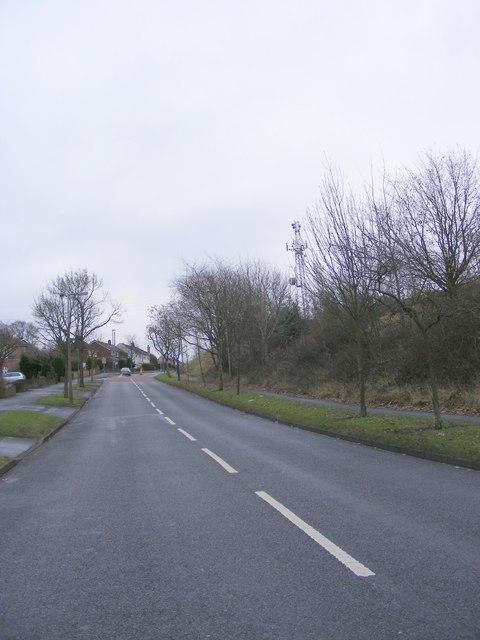 Darbys Hill Road