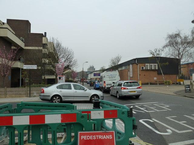 Putney Bridge to Parsons Green and back via Hurlingham (159)