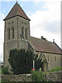 SE6186 : Redundant church, Carlton by Pauline E