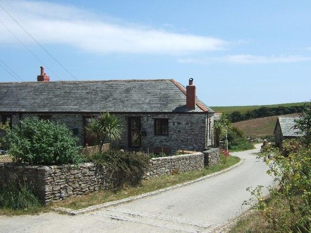 Cottages at Treveague Farm