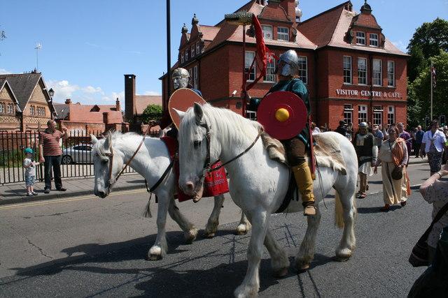 Chester Roman Festival 2011