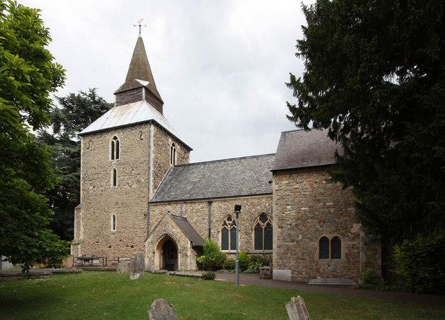 St Laurence, Upminster
