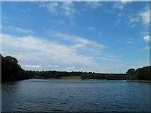 SE3337 : Waterloo lake, Roundhay Park, Leeds by Steve  Fareham