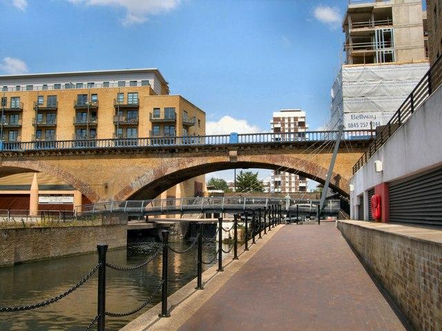 Railway Viaduct - Limehouse