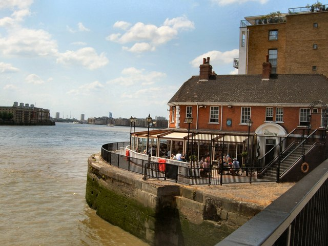 The Narrow, Limehouse