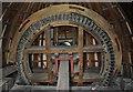 TL5770 : Wicken Windmill - Brake Wheel by Ashley Dace
