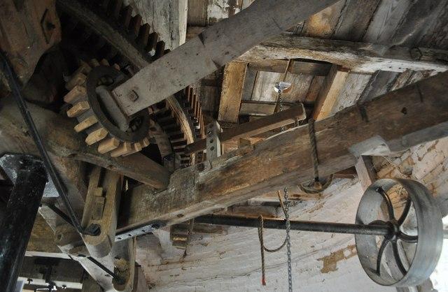 Haddenham Great Mill - External Drive