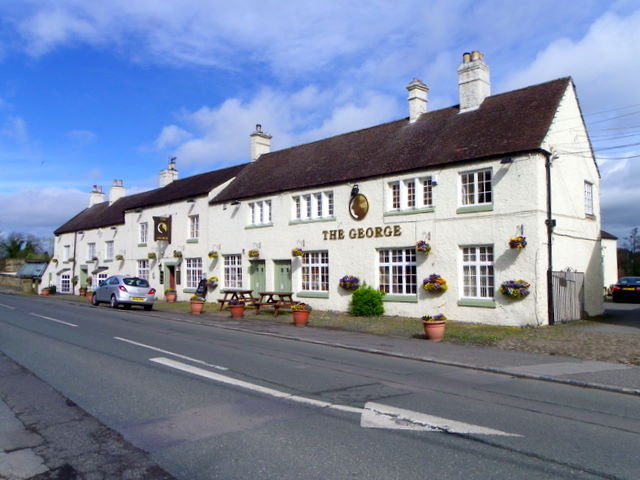The George Hotel, Cliffe