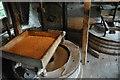 TL4945 : Hinxton Watermill - Stone Floor by Ashley Dace