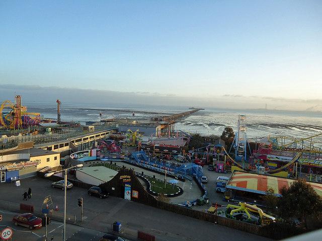 Amusement Park, Southend Pier