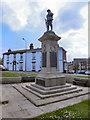 SJ9497 : Dukinfield War Memorial by David Dixon