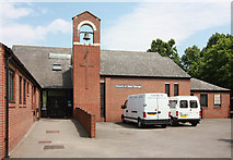 TQ3377 : St George, Coleman Road, Camberwell by John Salmon