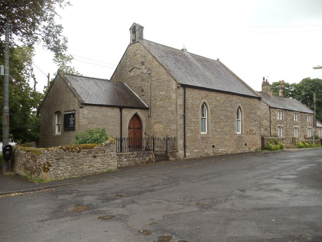 Barrasford Methodist Church