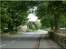 SK4467 : Mansfield Road, Heath by Andrew Hill