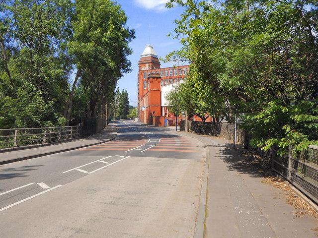 Clarence Bridge, Ray Mill