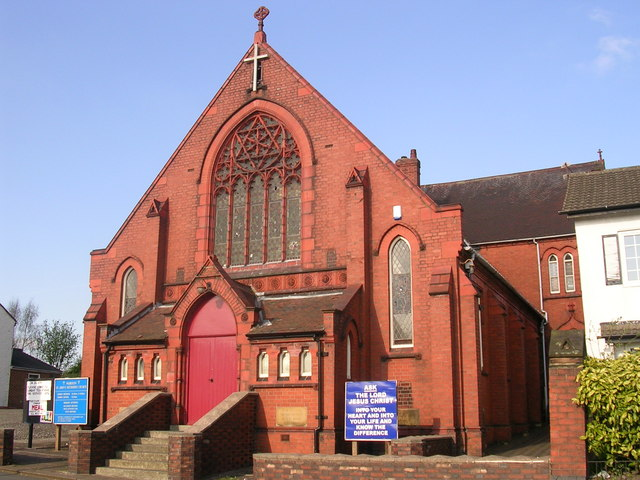 Norton Saint John's Methodist Church