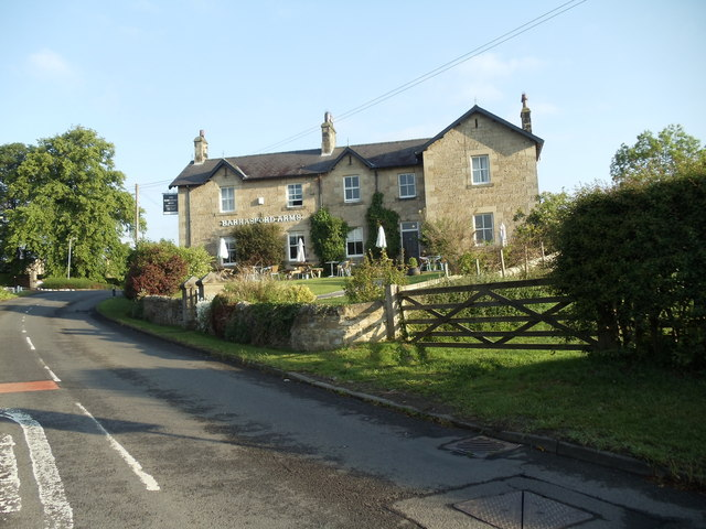 The Barrasford Arms Hotel