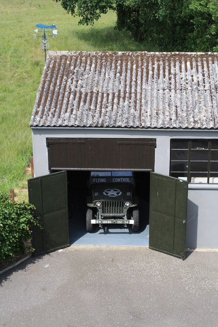 """""""The Engine Shed"""" at Thorpe Abbotts Museum"""