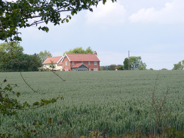 Saxtead Bottom Farm