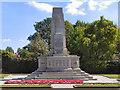 SJ9295 : Denton War Memorial by David Dixon