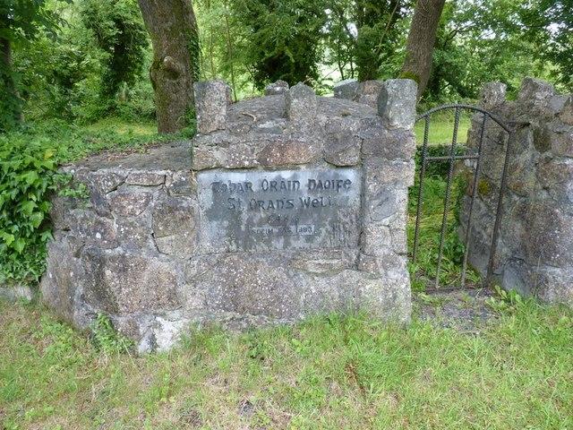 St Oraid's  Well