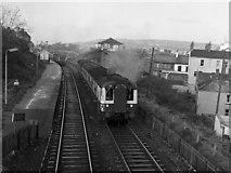 J4791 : MPD train leaving Whitehead by The Carlisle Kid