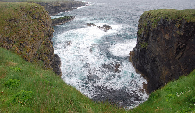 Sea Inlets